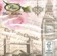 แนพกิ้น London Rose 570000