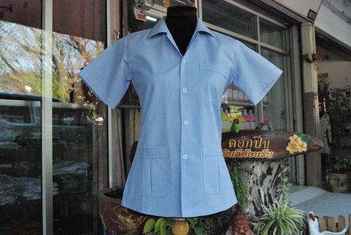 เสื้ออนามัยหญิง