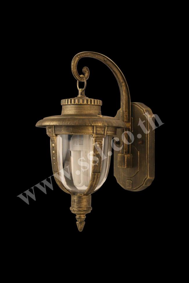 โคมไฟผนังนอกบ้าน SL-10-20706W-AB-PC