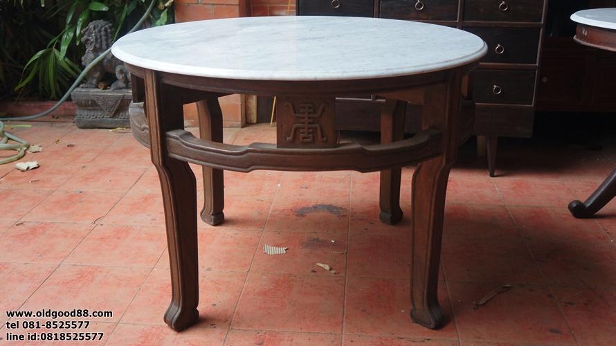 โต๊ะหินอ่อน ขนาด102cm รหัส16761tc