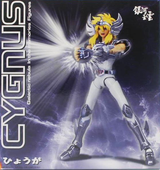 Cloth Myth Cygnus Hyuga [Galactic Nebula]
