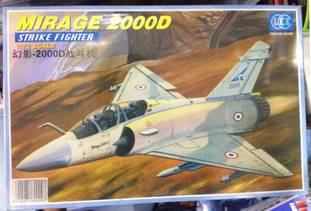 1/72 MIRAGE 2000D