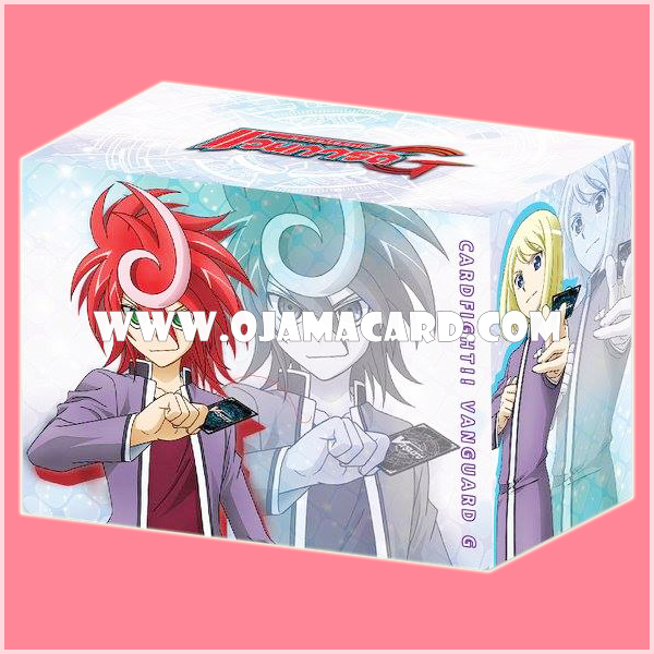 VG Fighter's Clear Deck Holder Collection Vol.12 - Cardfight!! Vanguard G Characters - No Promo