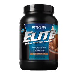 DYMATIZE Elite Whey Protein ( 5 lb) รสช็อคโกแลต DYMATIZE Elite Whey Protein ( 5 lb) รสช็อคโกแลต