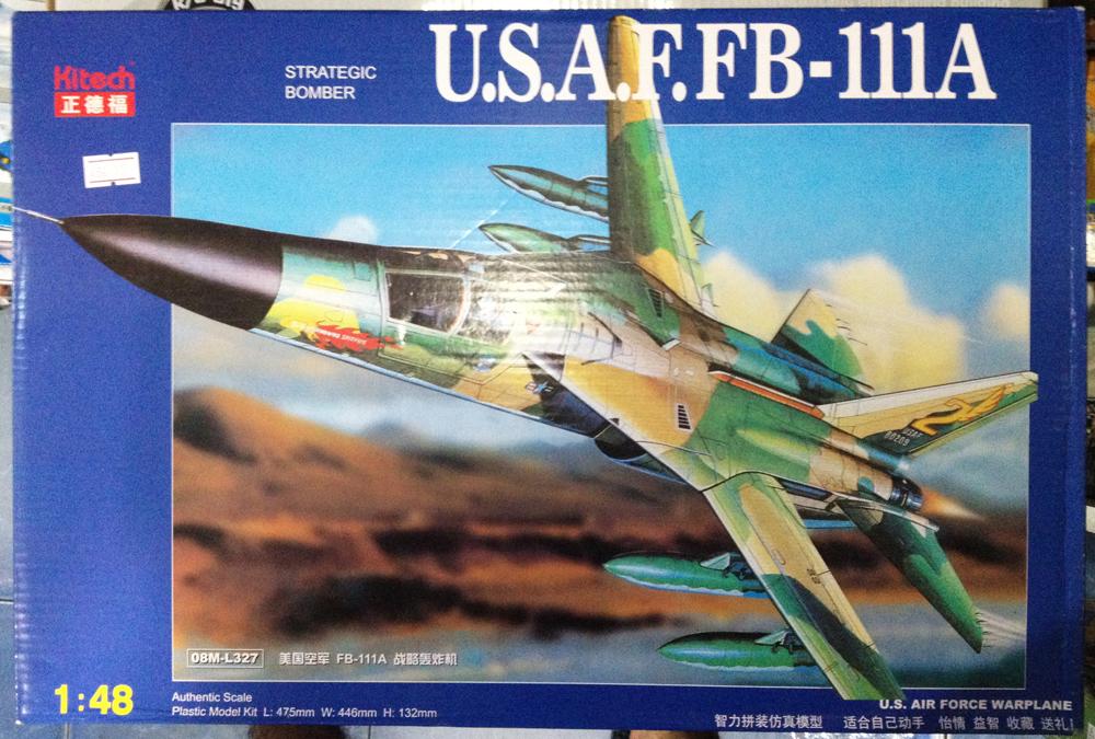1/48 U.S.A.F.FB-111A