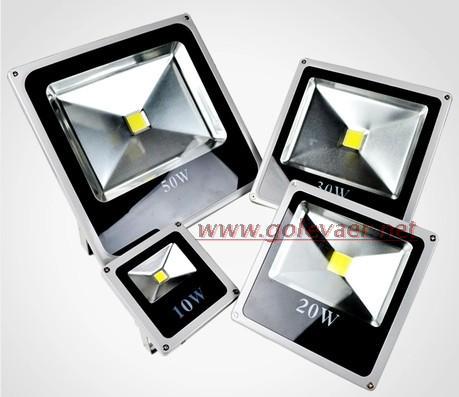 โคมไฟ LED 20W 12V สีขาว