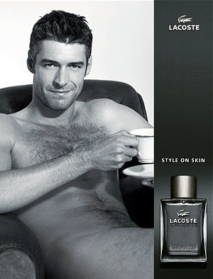 น้ำหอม Lacoste Pour Homme For Men EDT 100 ml.
