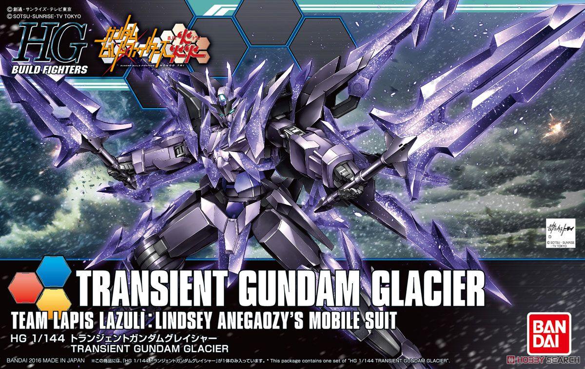 Transient Gundam Glacier (HGBF)