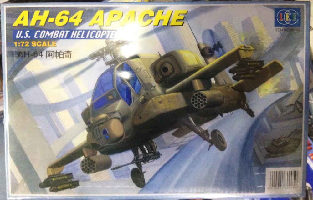 1/72 AH-64 APACHE