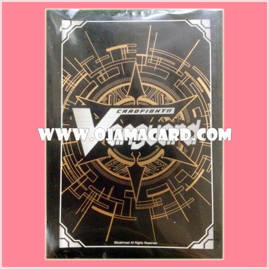 VG Official PROMO Card Sleeve : Gold Traditional Card Back 53ct.