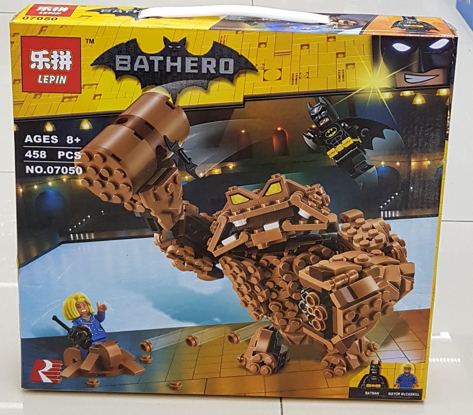 LEPIN BATHERO 07050 (458ชิ้น)
