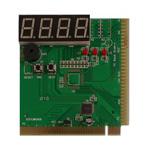 4 Bit PC Mainboard defect debug card