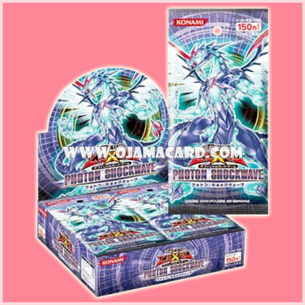 706 - Photon Shockwave [PHSW-JP] - Booster Box
