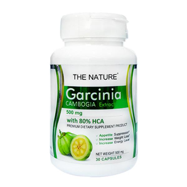 สารสกัดจากผลส้มแขก เดอะเนเจอร์ Garcinia Extract The Nature 3 ชิ้น แถม 1