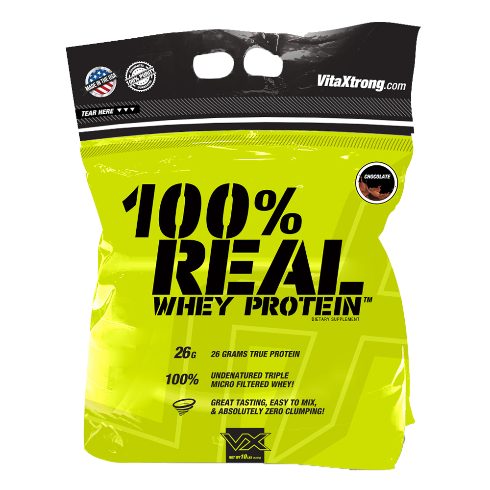 VITAXTRONG 100% WHEY PROTEIN 10 LB