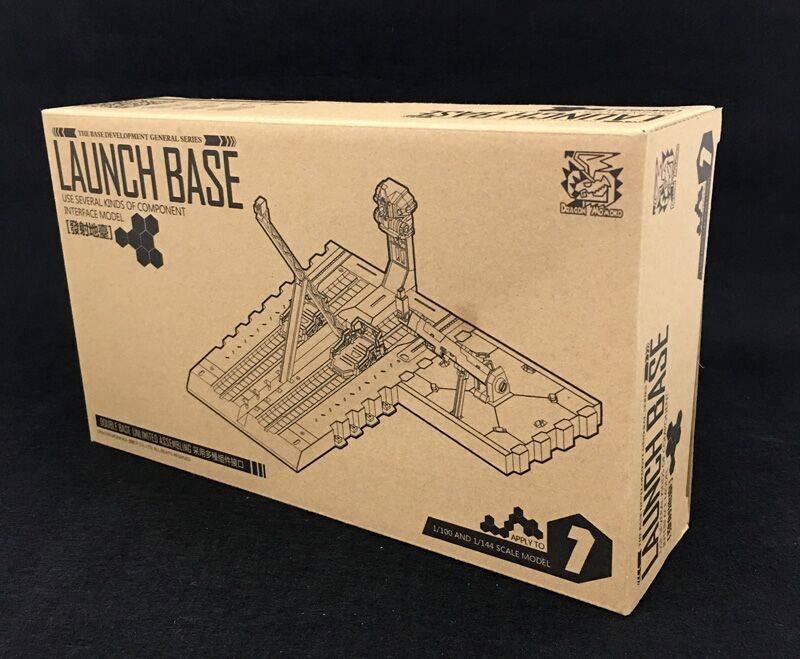 Launch Base for MG/HG [Momoko]