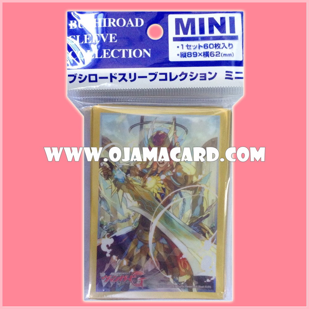 Bushiroad Collection Mini Sleeve Protector Vol.147 : Knight of Rising Sunshine, Gurguit x60