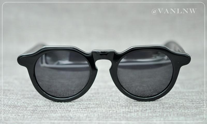 แว่นกันแดด The Mask MA 21001 48-22 140 COL.1 <ดำ>