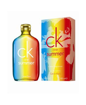 น้ำหอม CK One Summer 2011 EDT 100 ml