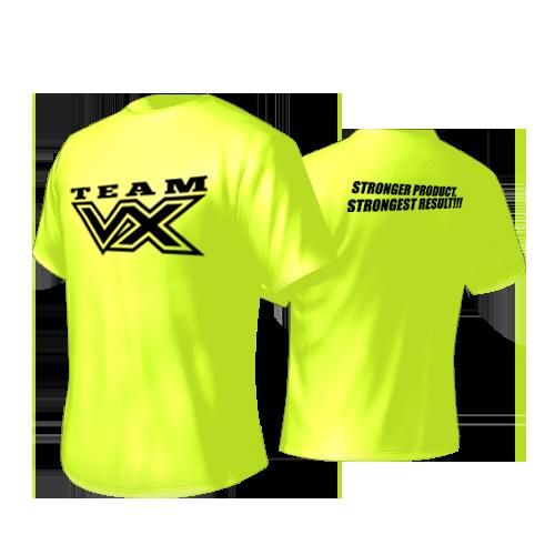 VITAXTRONG TEAM VX SHIRT GREEN