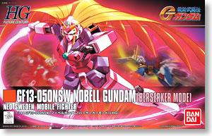 Nobel Gundam Berserker Mode (HGFC)