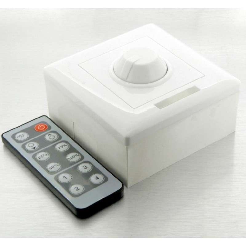 Dimmer Swich 12V 8A With Remote