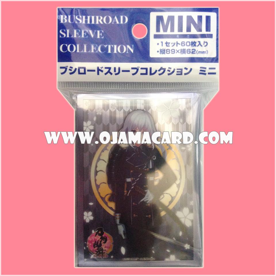 Bushiroad Sleeve Collection Mini Vol.165 : Honebami Toushirou x60