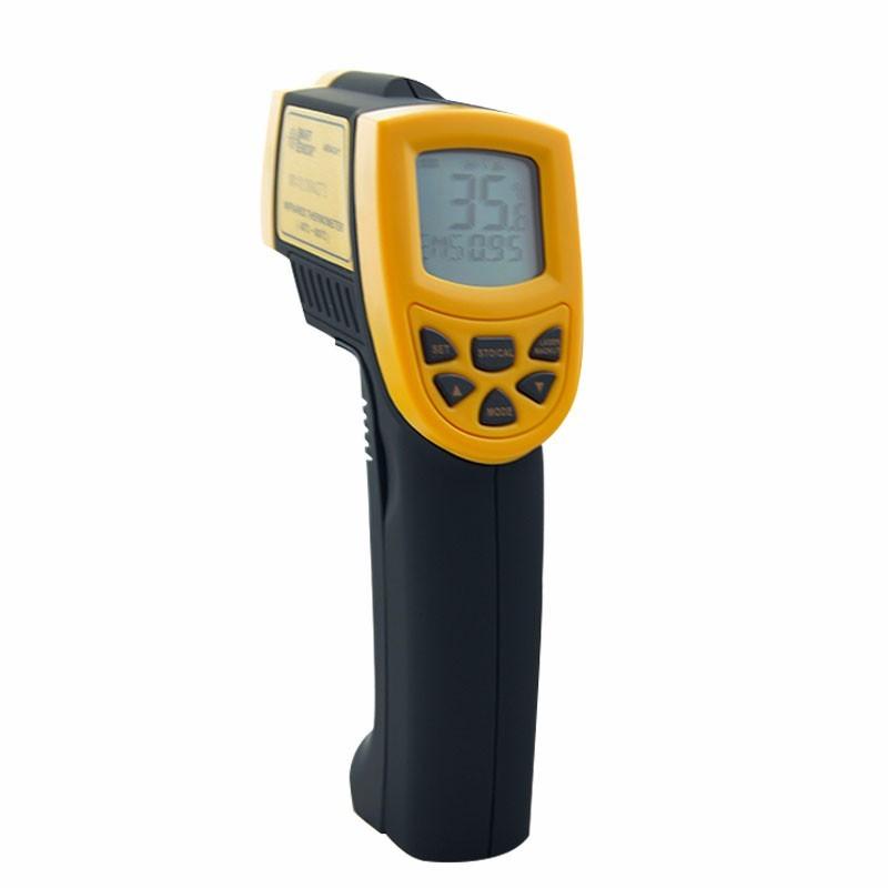IT03-Infrared Thermometers อินฟราเรดเทอร์โมมิเตอร์ AR842A+ Max 600C