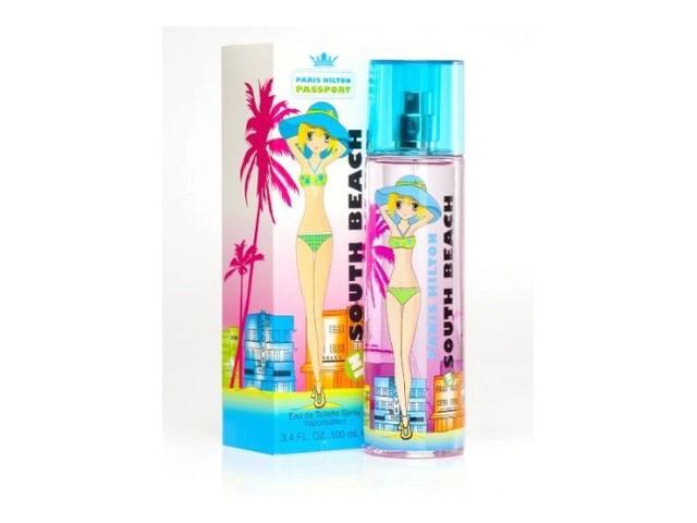 น้ำหอม Paris Hilton Passport in South Beach EDT 100ml