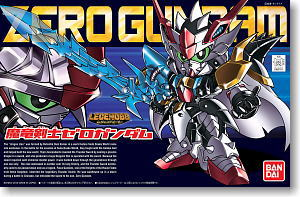 SD Legend BB Devil Dragon Blade Zero Gundam