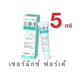 ZERMIX FORTE CREAM 5 ML เซอร์มิกซ์ ฟอร์เต้ ครีม (ขนาดทดลอง)