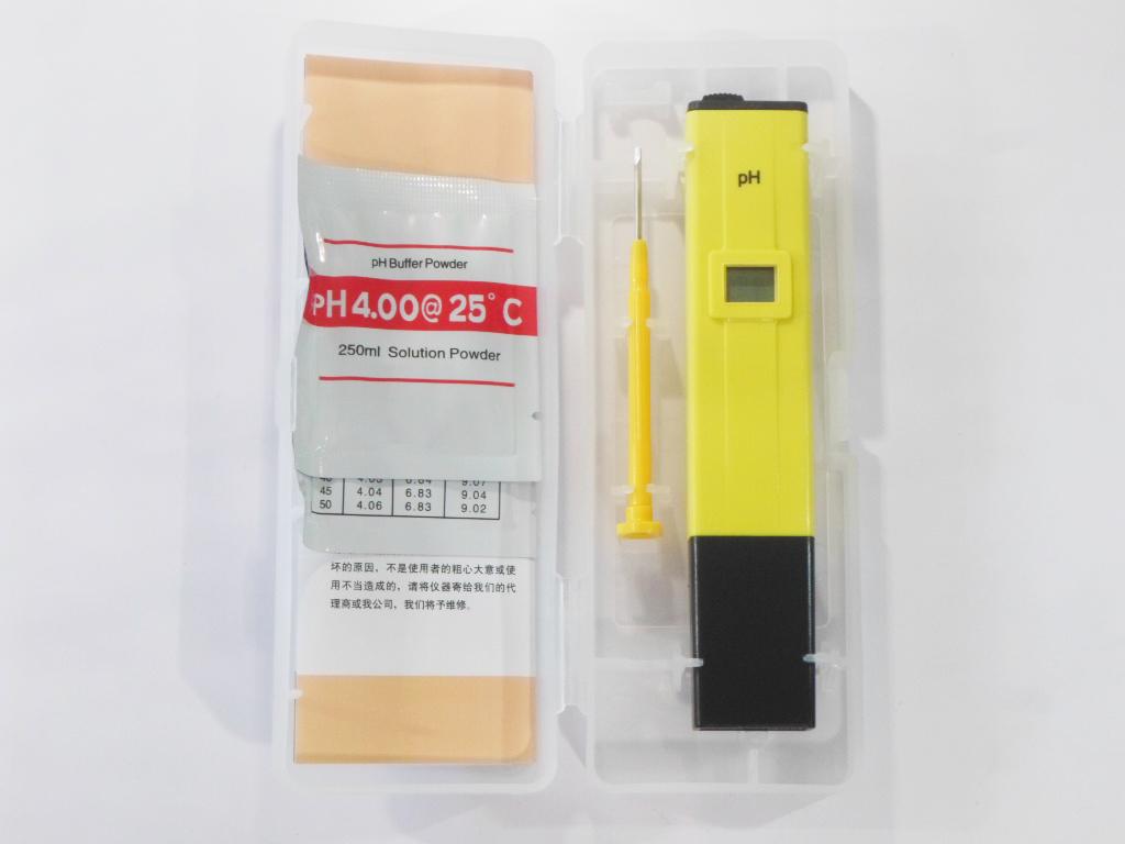 เครื่องวัดค่า PH กรดด่างของน้ำ ( Digital PH Meter )