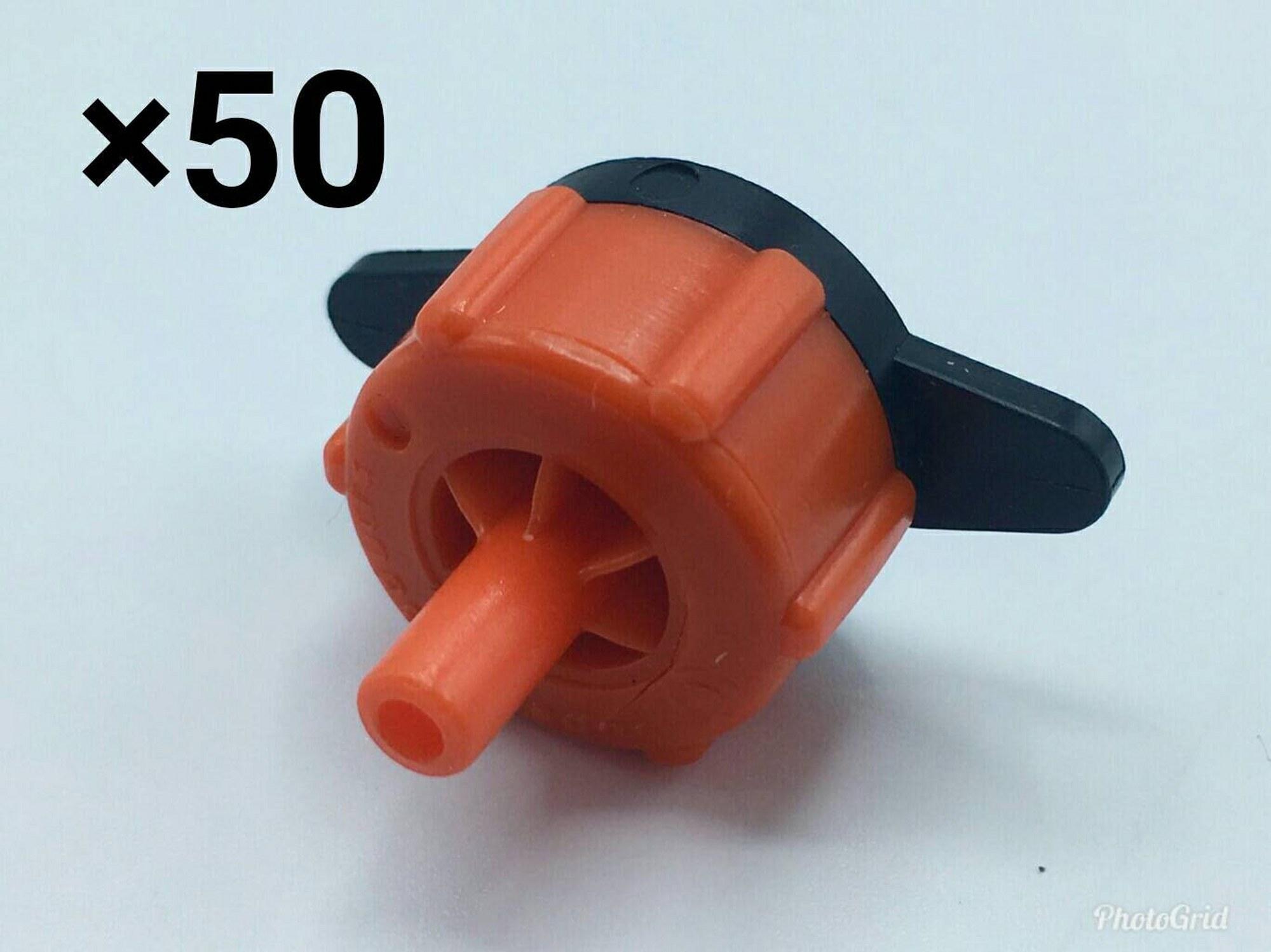 หัวน้ำหยด ( Dripper ) 2 ลิตร / ชั่วโมง(50หัว)