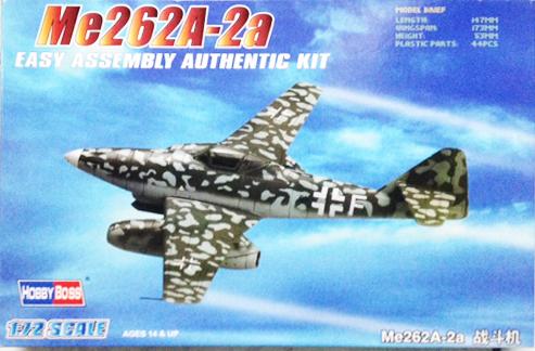 1/72 Me262A-2a
