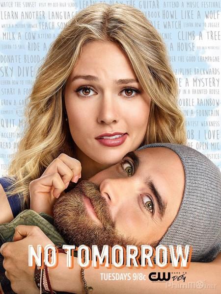 No Tomorrow Season 1 (บรรยายไทย 3 แผ่นจบ + แถมปกฟรี)