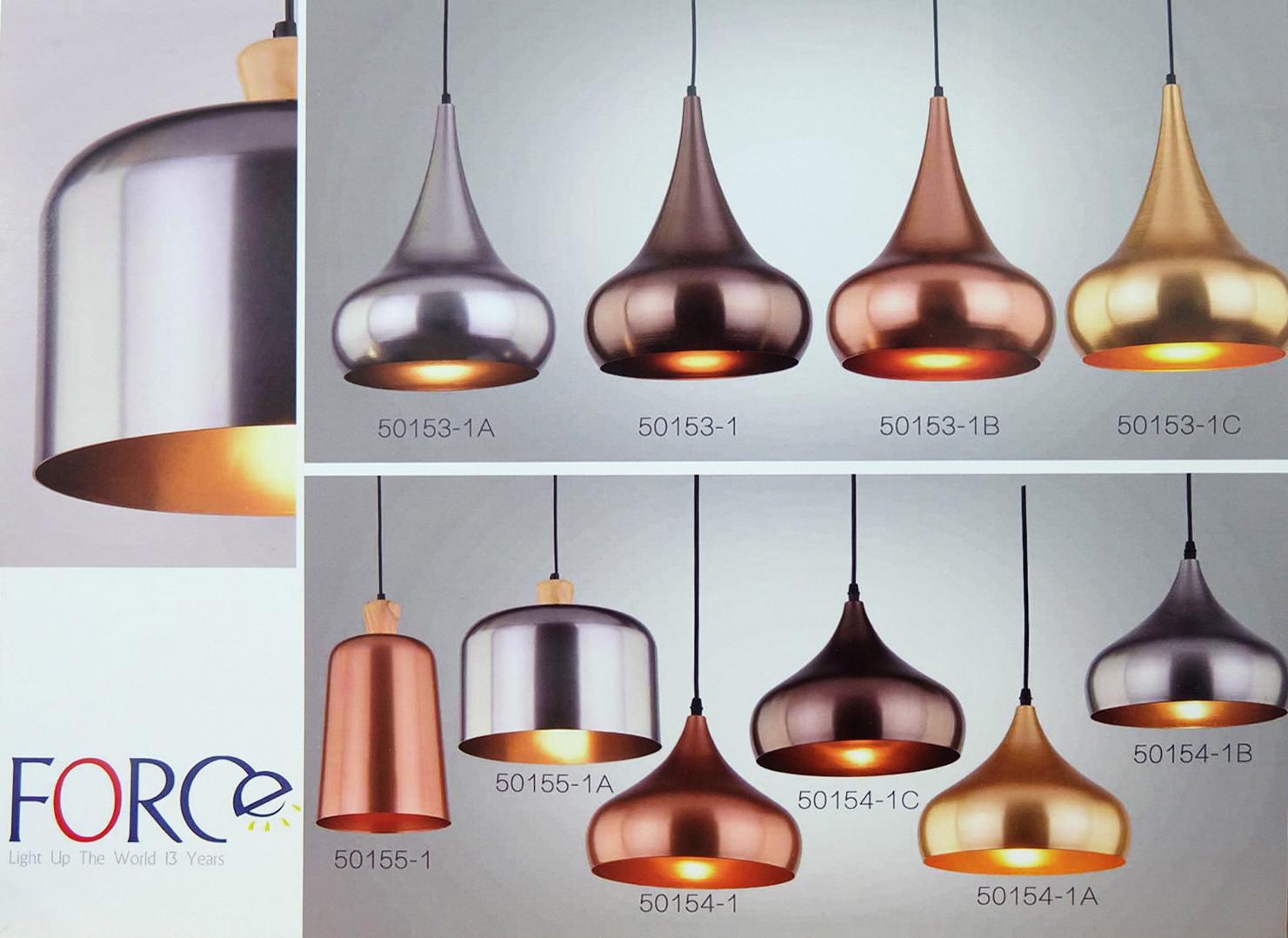 Modern Lamps Set-30
