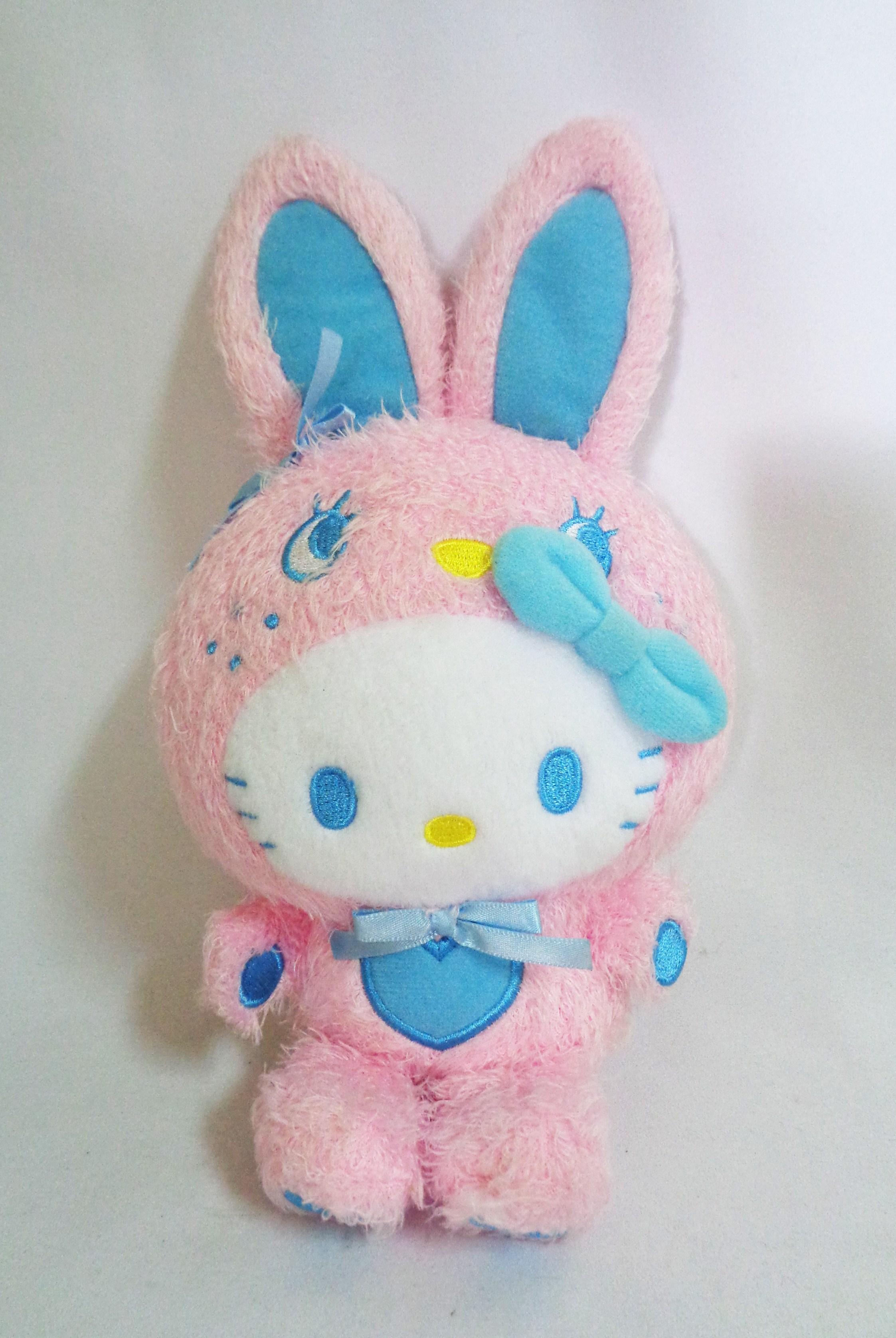 Hello Kitty Colorful Bunny - Sanrio ปี 2010