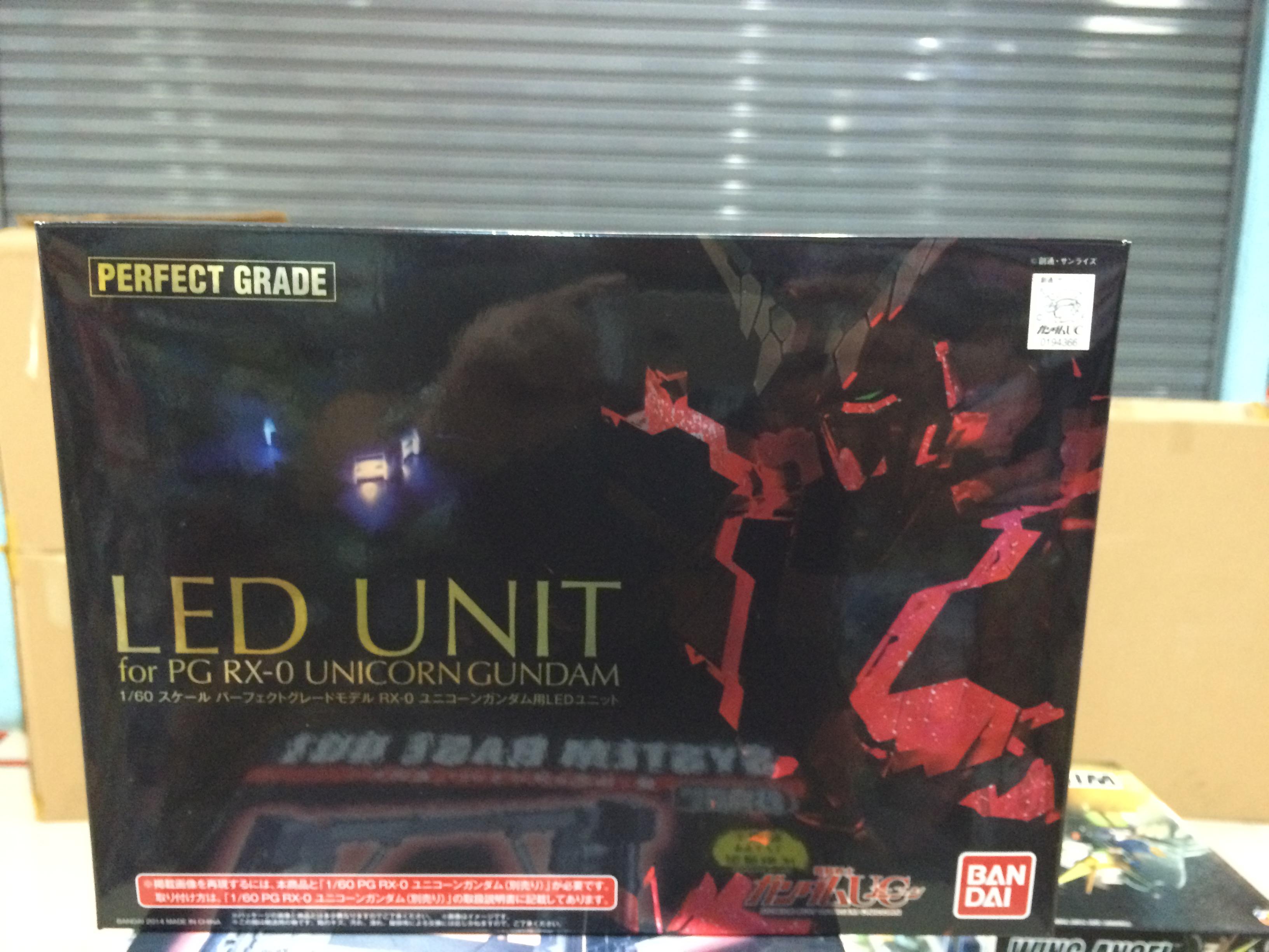 LED UNIT FOR PG UNICORN