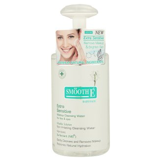 Smooth E Makeup Cleansing Water 300 ml