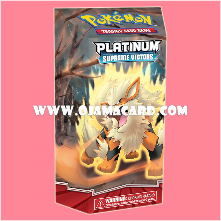 Pokémon TCG Platinum—Supreme Victors : Ignition Theme Deck