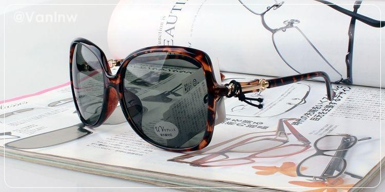 แว่นกันแดด PC Glasses Attention Z2298-2 60-17 132 <กระ>