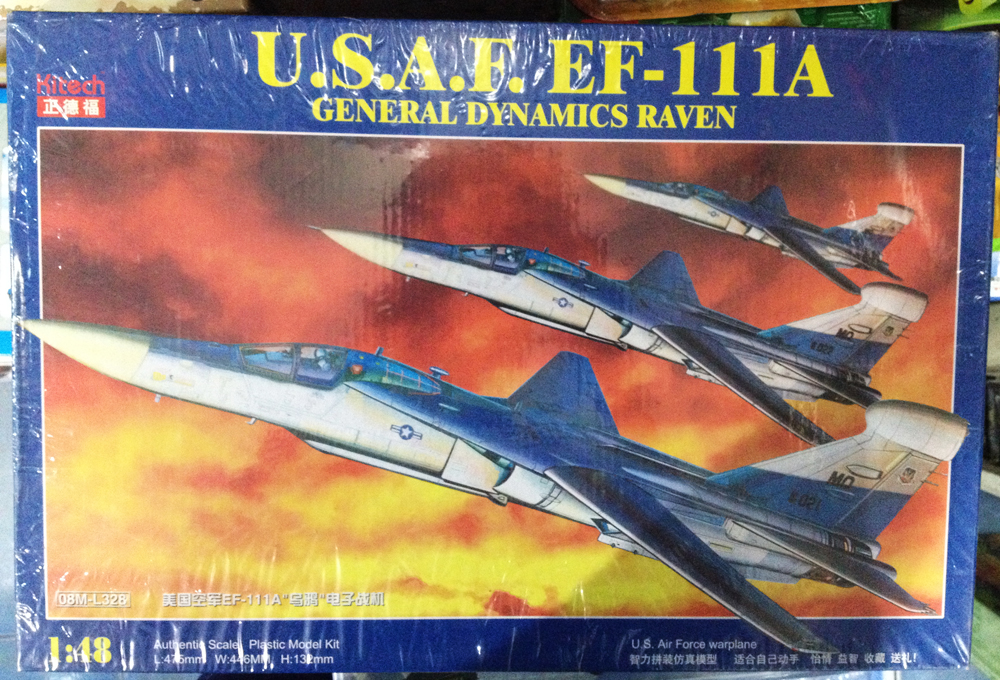 1/48 USAF EF-111A