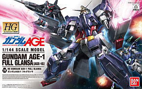 Gundam AGE-1 Full Glanza (HG)