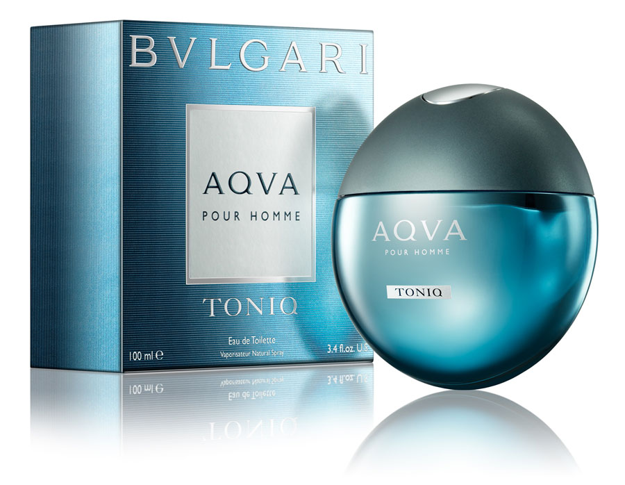 น้ำหอม Bvlgari Aqva Pour Homme Toniq for Men 100 ml.