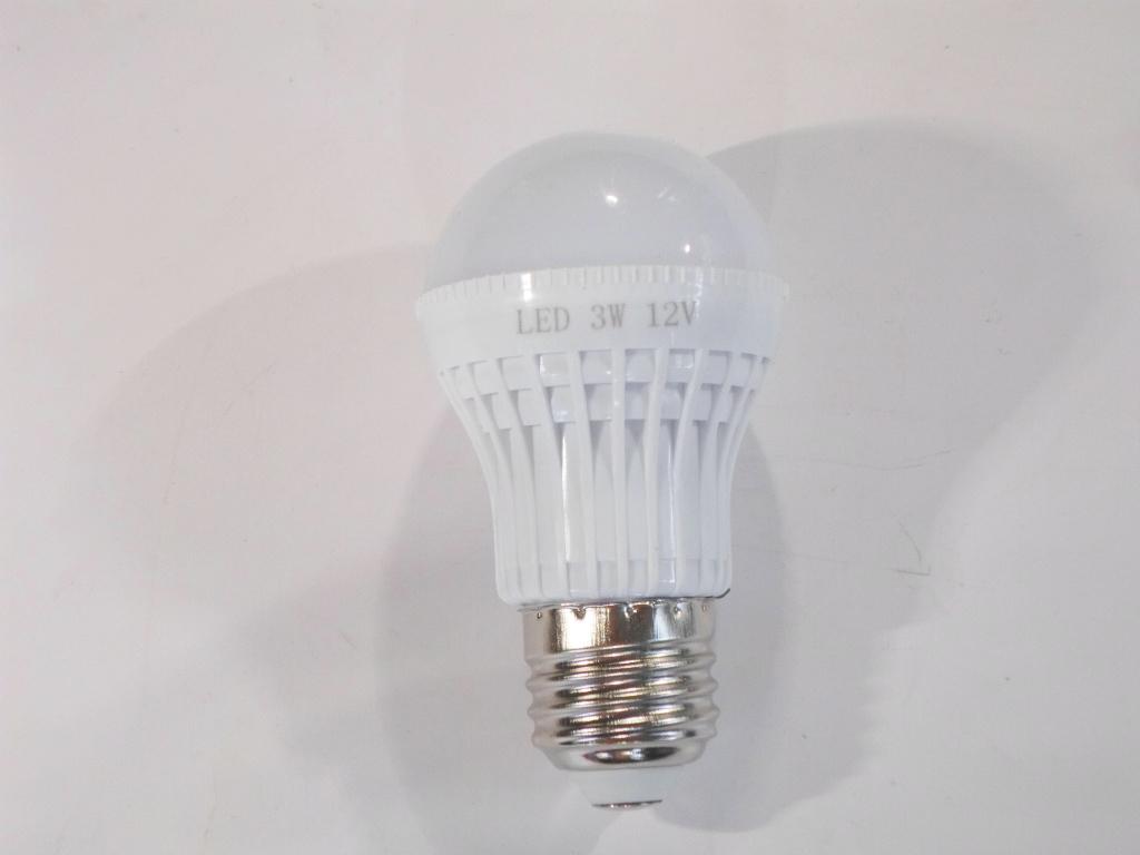หลอดไฟ LED 3W 220V
