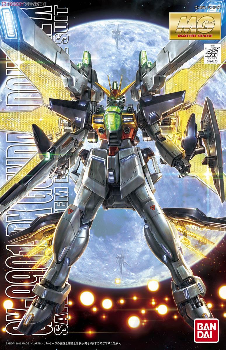 Gundam Double X (MG)