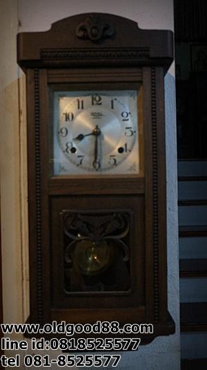 นาฬิกา ญี่ปุ่น2ลาน royal รหัส9861rl