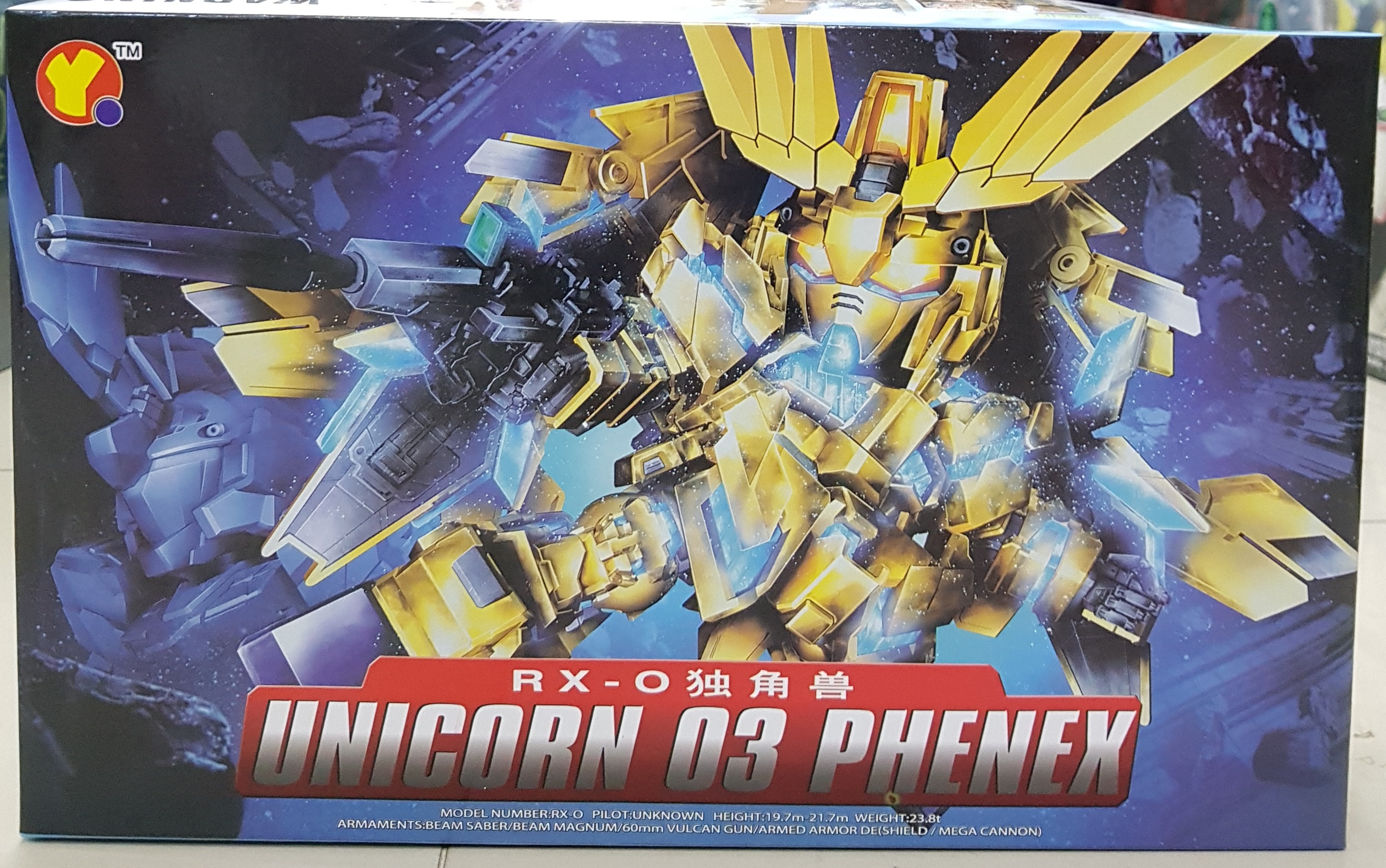 SD UNICORN 03 PHENEX