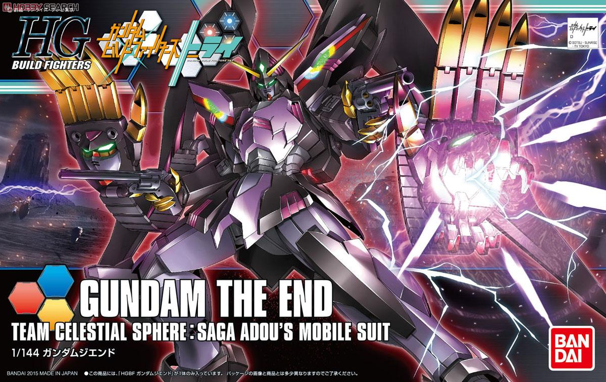 Gundam The End (HGBF)