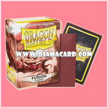 Dragon Shield Standard Size Card Sleeves - Fusion • Classic 100ct.